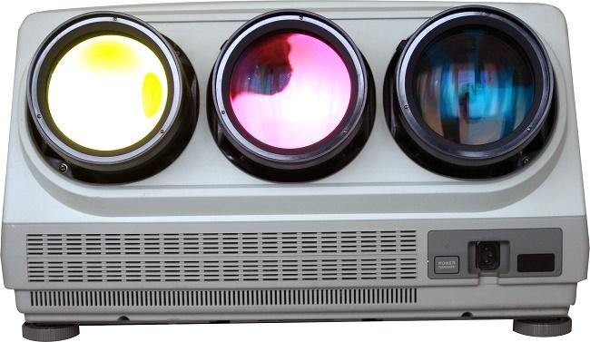 CRT-проектор