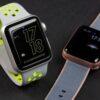 Особенности и характерные отличия Apple Watch Nike