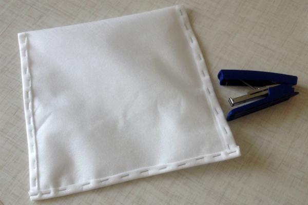 Самодельный мешок