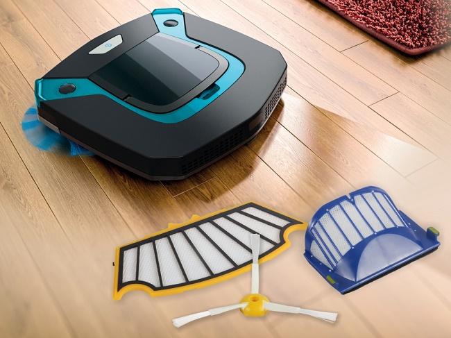 Робот пылесос и фильтры