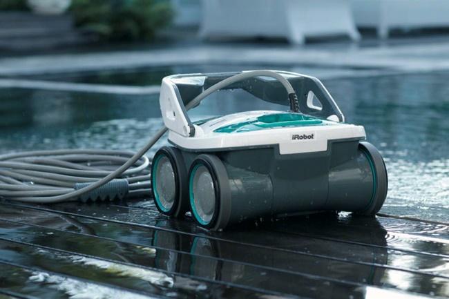 Роботизированный пылесос