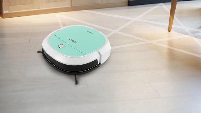 Беспроводной робот-пылесос