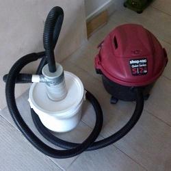 Простые способы сделать фильтр для пылесоса своими руками