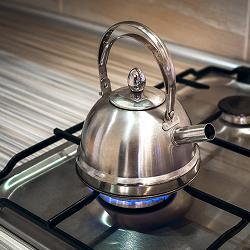 Выбираем чайник для газовой плиты