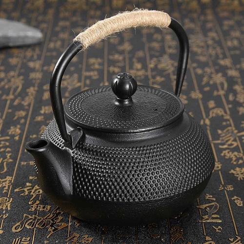 Чугунный чайник
