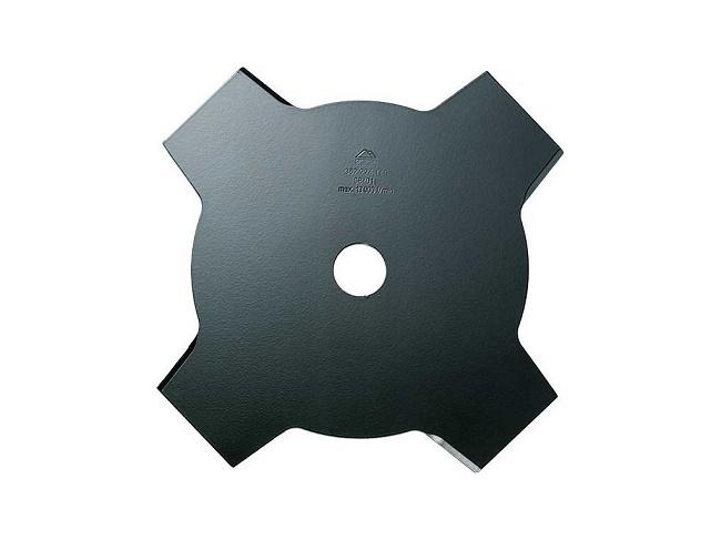 Массивный четырехлопастной диск