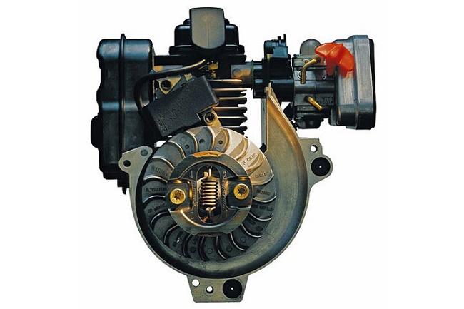 Двигатель триммера