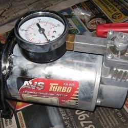 Устройство и ремонт автомобильного компрессора