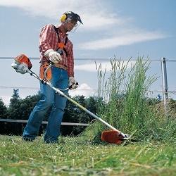 Устройство и принцип работы триммера для травы