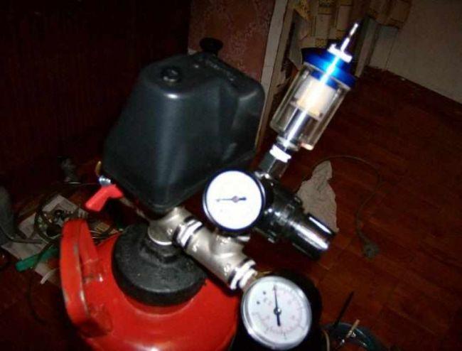 водоотделяющий фильтр