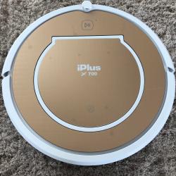 iPlus X700 – мощный и эффективный робот-пылесос