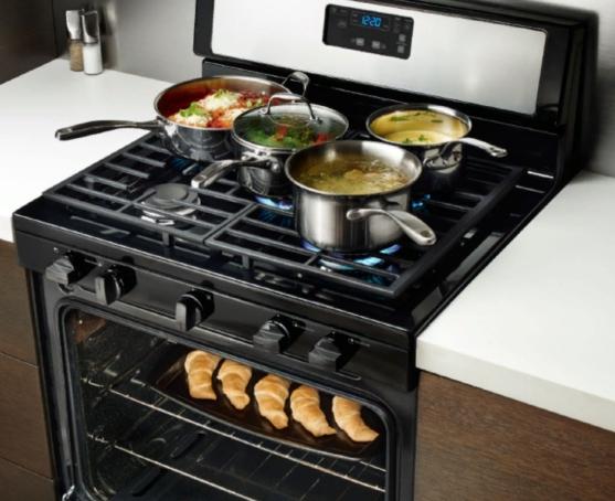 5 лучших производителей газовых плит, оснащенных электродуховкой